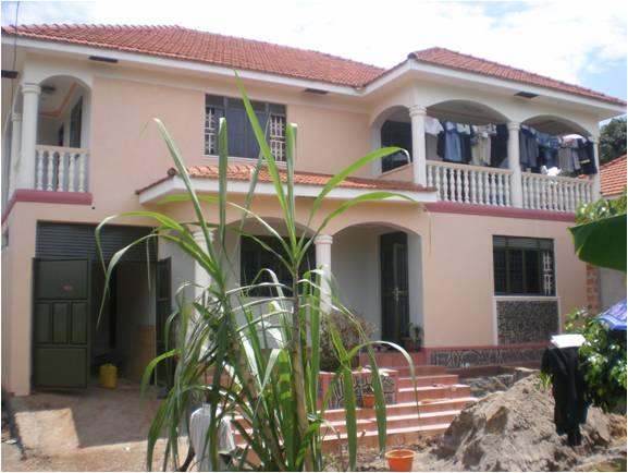 Apartment for rent kisaasi ntinda apartments rentals in for Best residential houses in uganda