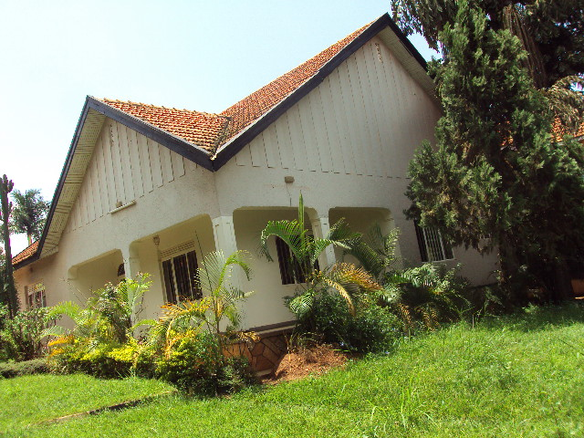 Ntinda house compound