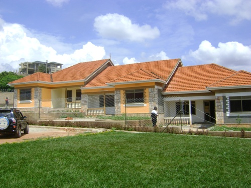 3 houses in 1 property entebbe house for sale lubowa Rental house plans